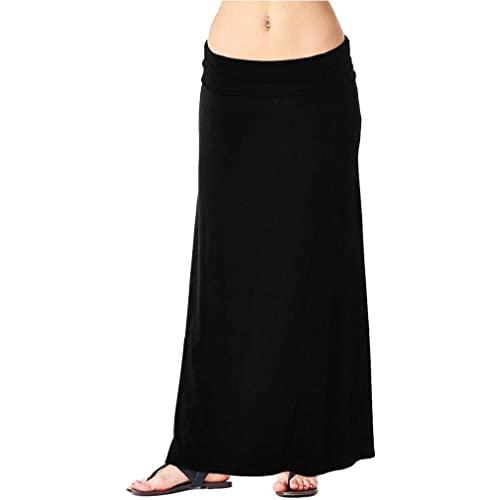 Long Black Skirts
