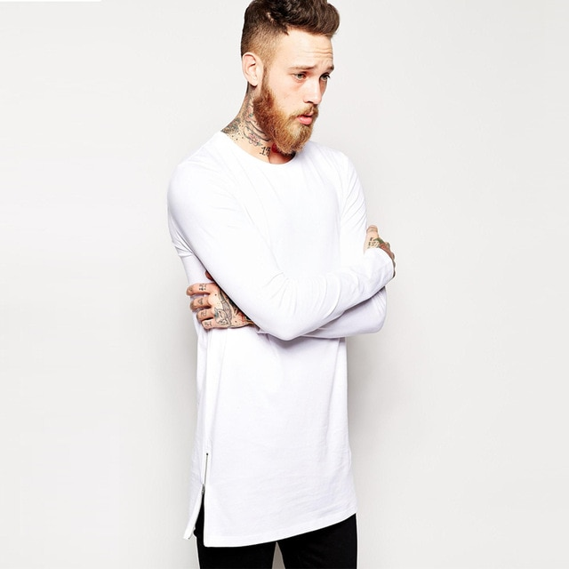 Buy mens extra long t shirts - 55% OFF! Share discou