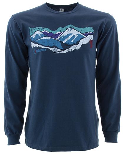 Men's Organic Cotton Long Sleeve T-Shirt - Kahtoo