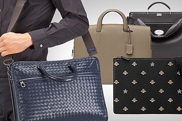 Top 10 luxury designer bags and briefcases for m