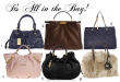 Luxury Look Book: Luxurious Hand Bags and Tot