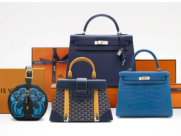 Your designer handbag could fetch you better returns than your .