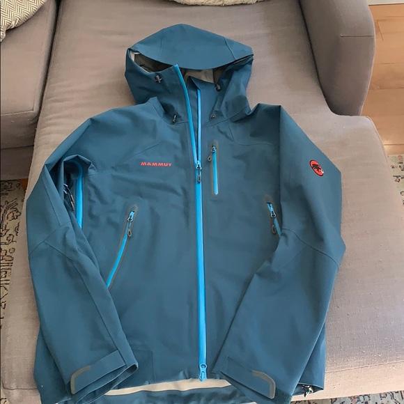 Mammut Jackets & Coats | Waterproof Wind Resistant Ski Mens Jacket .
