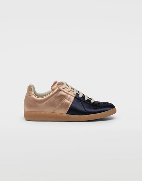 Maison Margiela Satin Replica Sneakers Women | Maison Margiela .