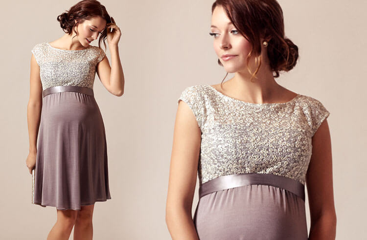 Maternity Dresses & Maternity Evening Wear by Tiffany Ro