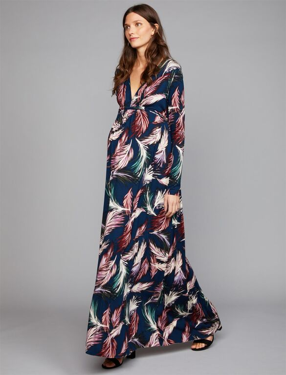 Rachel Pally Caftan Maternity Maxi Dress | A Pea in the Pod Materni