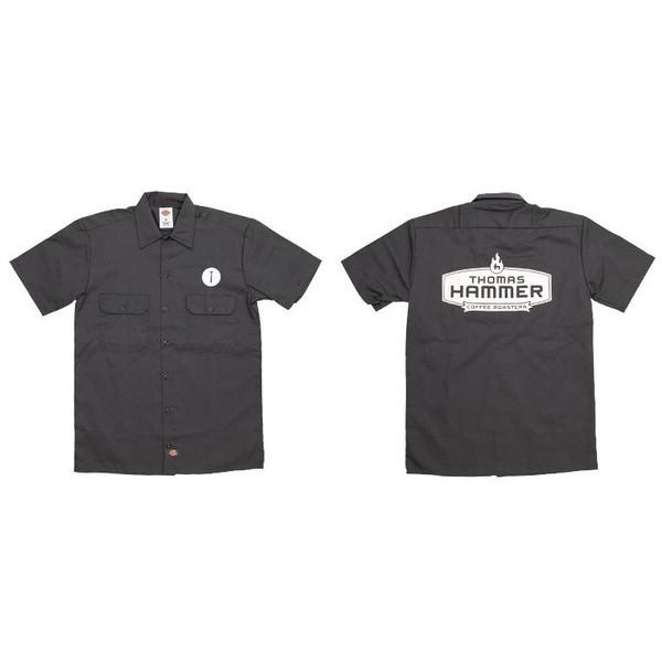 Men's Mechanic Shirt - Thomas Hammer Coffee Roaste