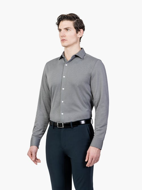 Men's Apollo Dress Shirt | Ministry of Supp