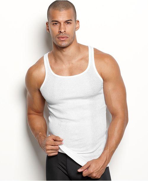 2(x)ist Men's Essential 3 Pack Tank Top & Reviews - Underwear .