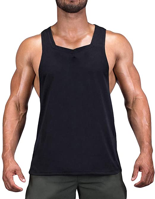 Amazon.com: Men Tank Tops Workout Summer Casual Fashion Fitness .