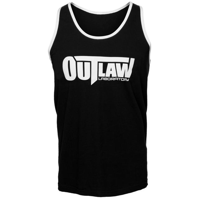 Outlaw Men Tank Top -strip