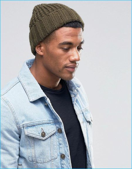 Beanie Weather: 12 Stylish Options from ASOS | Hats for men, Mens .