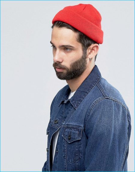Beanie Weather: 12 Stylish Options from ASOS | Knit hat for men .
