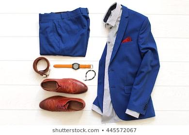 Flat+lay+men+clothes+suit Images, Stock Photos & Vectors .