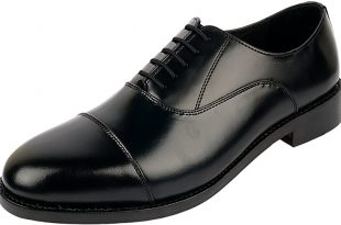 Amazon.com | DLT Men's Genuine Imported Leather with Leather Sole .