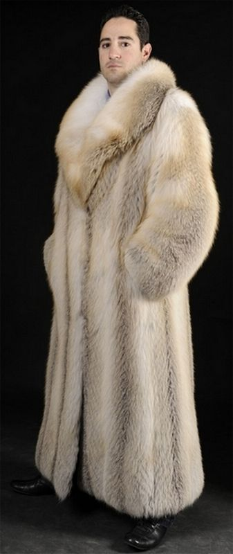 Full Length Mens Fur Coats | Mens fur coat, Fur coat, Mens f