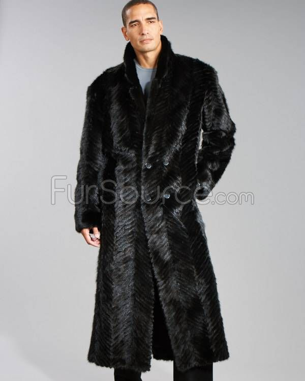 Fur Coats For Men | Fur coat, Mens fur, Co