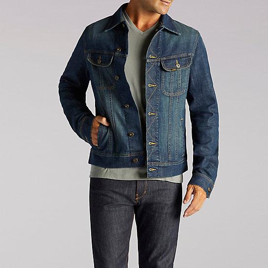 Men's Denim Jacket | L