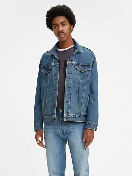 Denim Jackets - Shop Men's Jean Jackets, Vintage Outerwear & More .
