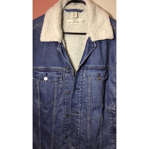H&M Jackets & Coats | Hm Mens Denim Jacket | Poshma
