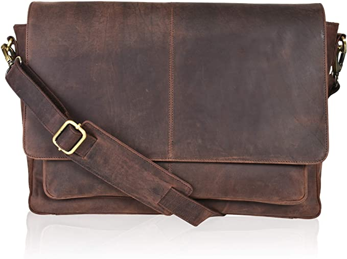 Amazon.com: Clifton Heritage Briefcases for Men – Leather Satchel .