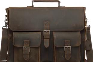 Hand Stitched Leather Messenger Bag, Mens Messenger Bag, Leather .