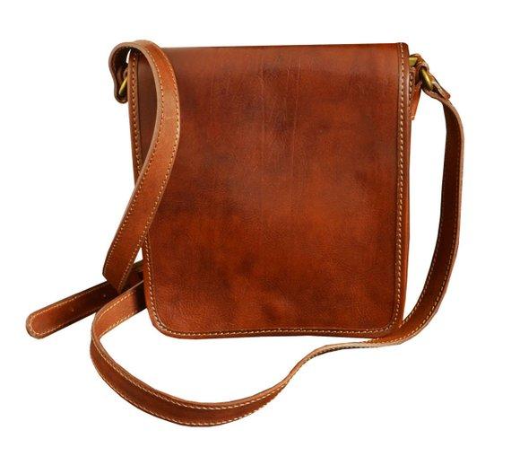 Small leather messenger bag, Mens messenger, Leather bag, Mens .