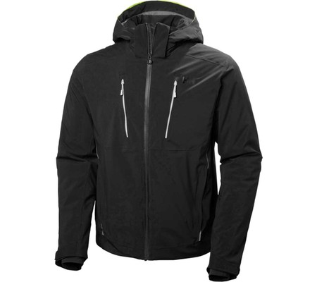 Mens Helly Hansen Alpha 3.0 Insulated Ski Jacket - FREE Shipping .