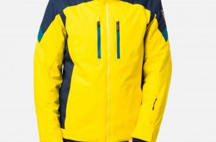 Rossignol Men's Ski Ski Jacket | Ski Jacket Sunny Yellow | Rossign