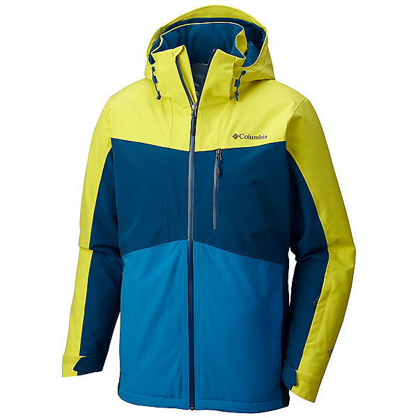 Columbia Wild Card Mens Insulated Ski Jacket 20