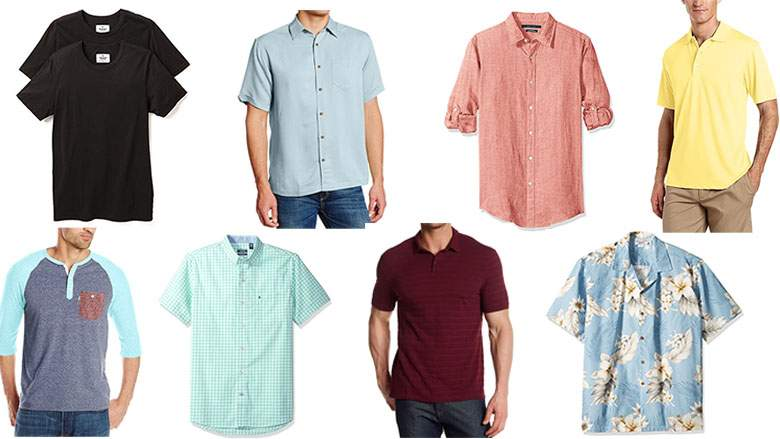 20 Men's Summer Shirts: Best Casual Short Sleeve Shirts - Yoo Wo