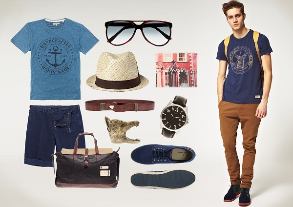Men's Fashion Guide For Dressing In Summer - AllDayCh
