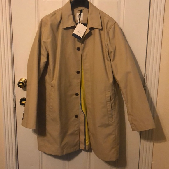 GAP Jackets & Coats | Mens Trench Coat | Poshma