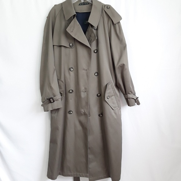 Mens Trench Coats