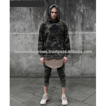 2016 New korean oversized streetwear hoodie mens fashion urban .