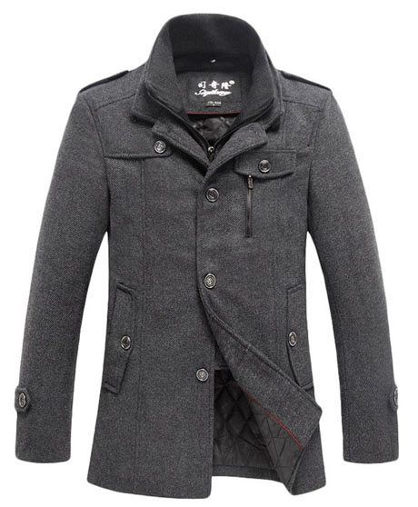 Top 10 Must Have Coats and Jackets for Men in 2020 (With images .