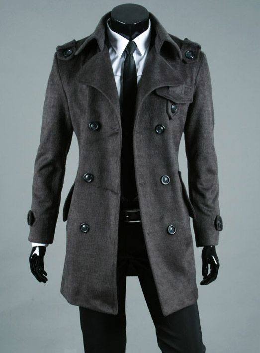 men winter coats 0010 | Mens winter coat, Mens wool coats, Mens coa