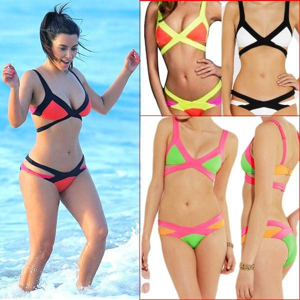 bandage swimsuit bikini thong bathing suits mikoh swimwear cheap .