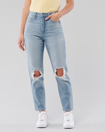 Mom Jeans | Hollister C