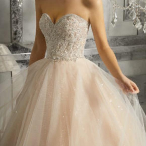 Mori Lee Dresses | Wedding Dress Style 8175 | Poshma