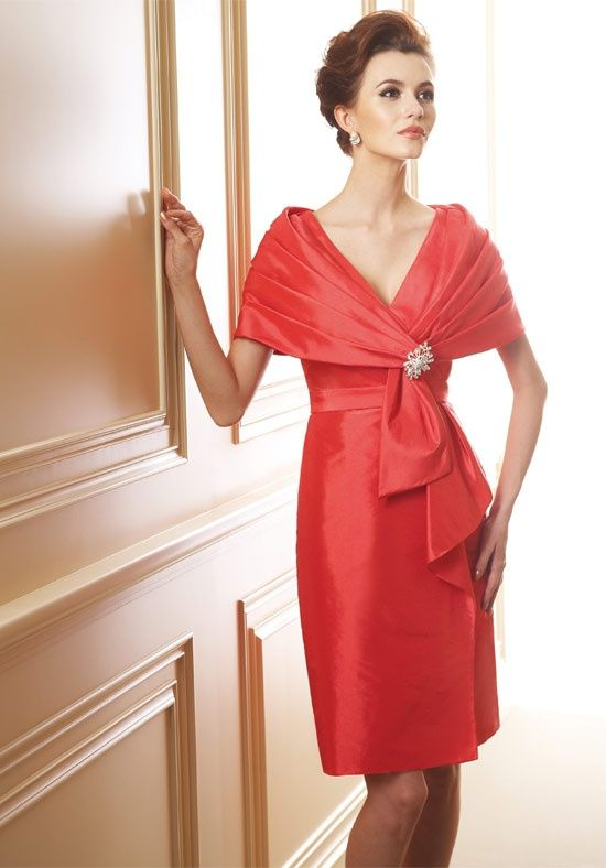 Chiffon Mother of the Bride Dresses Express the Elegant Look (con .