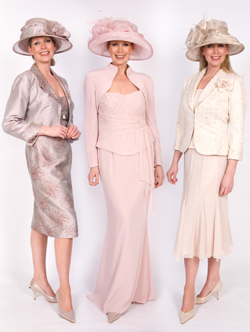 Mother Of The Bride Outfits - Dressi