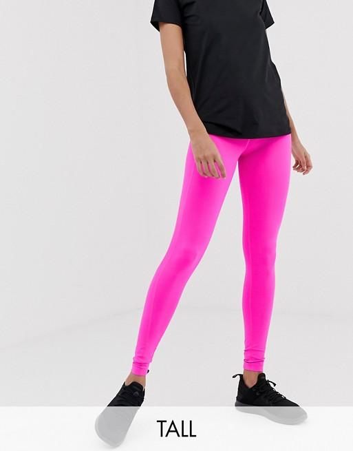 ASOS 4505 Tall neon pink legging | AS
