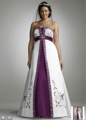 non-traditional wedding dresses | ... wedding dress? | Weddings .