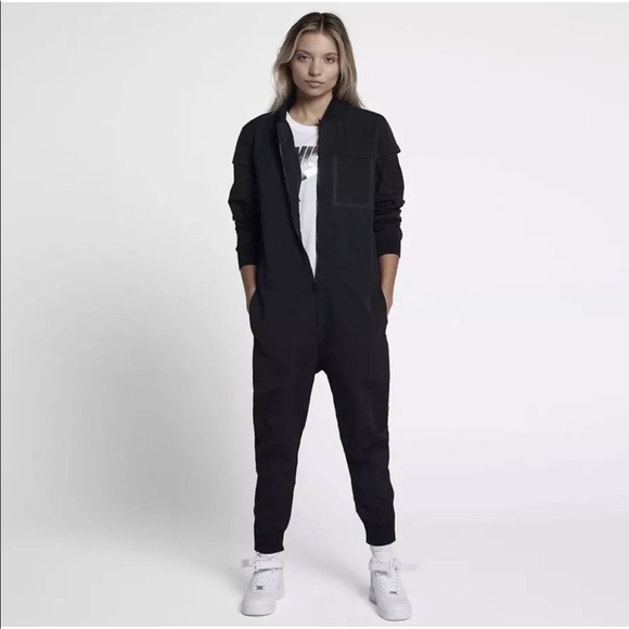 Nike Other | Air Womens Jumpsuit Onepiece Romper | Poshma
