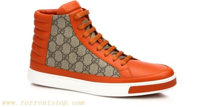 Orange Gucci Shoes vin-jumert-41.c