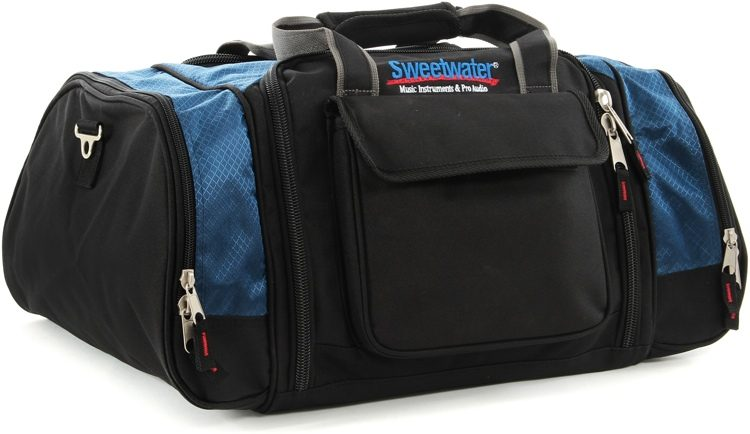 "Sweetwater Deluxe Overnight Bag 15"" x 13"" x 10"" Travel Duffel B"