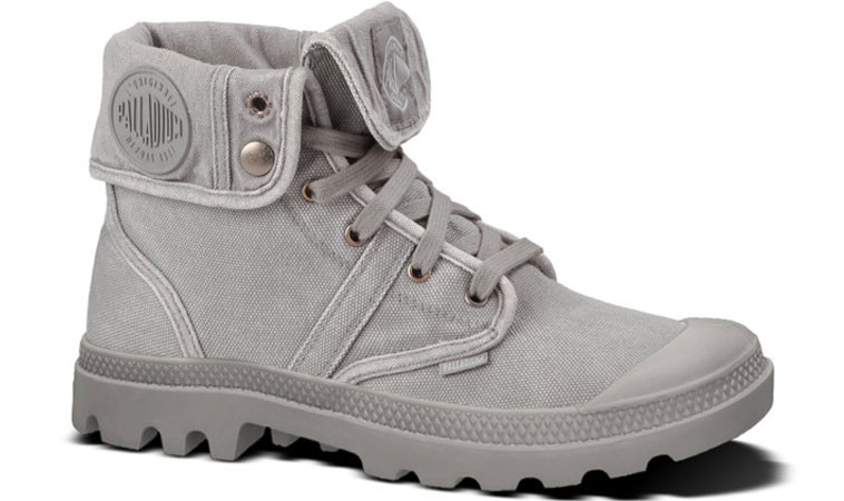 Grey shoes Palladium Boots Pallabrouse Baggy M - 103$ | 02478-066 .