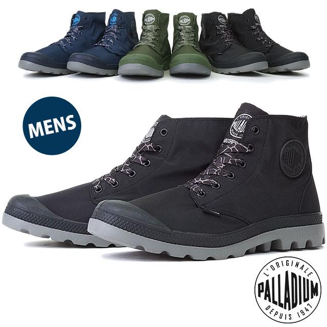 SHOETIME: Palladium shoes PALLADIUM sneakers men Puddle Lite WP .