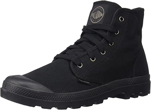 Amazon.com: Palladium Boots Men's Pampa Hi Originale Canvas Boots .